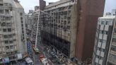 Taiwan Building Fire Kills at Least 46 and Injures Dozens of Others