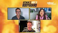 'The Hitman's Wife's Bodyguard': Ryan Reynolds and Salma Hayek on de-stigmatizing anxiety