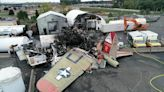 Vintage bomber's Connecticut crash, killing 7 including Long Beach pilot, tied to errors and maintenance