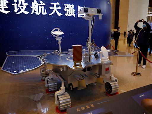 中國首次火星探測任務「天問一號」成功著陸火星