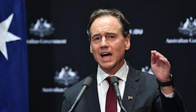 澳洲衛生部長:開放後將取消國際入境人數上限
