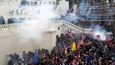 Twenty-one Republicans vote against awarding medals to police who defended Capitol during riot