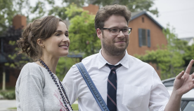 Seth Rogen & Rose Byrne Reuniting to Make More Comedy Gold With Apple Show 'Platonic'
