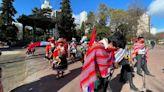 VIDEO.- Así Perú celebra en la Región los 200 años de su independencia