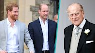 Prince Harry & Prince William To Honor Late Prince Philip In 'Historic' New Documentary