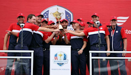 US channel team spirit in Ryder Cup takedown of Europe
