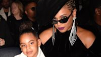 Beyoncé Shared the Cutest Photos of Blue Ivy Wearing a Crown and Holding Her First Grammy