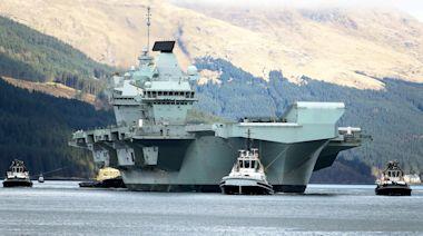 南海局勢:歐美各國軍艦宣佈駛入印太海域 台灣為何成為區域軍事活動核心
