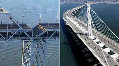 The Earthquake Effect: Bridging the Faults - The catastrophic fall and slow rise of the Bay Bridge after Loma Prieta