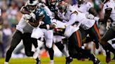 Raiders face Eagles seeking 2nd straight win post-Gruden