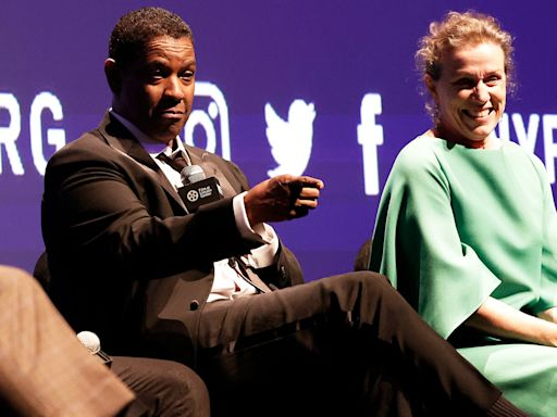 Denzel Washington Reveals What He Thinks of The Tragedy of Macbeth Onscreen Wife: 'Frances McDormand Is a Beast'