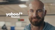 Yahoo Finance Plus commercial featuring gym owner & investor Spencer