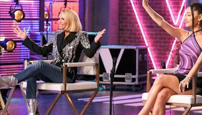Ariana Grande does perfect Kristin Chenoweth impression — for Kristin Chenoweth