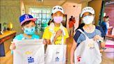 谷關溫泉區吸客 免費體驗絹印文青包