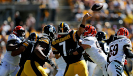 Steelers fall flat in home loss to Bengals