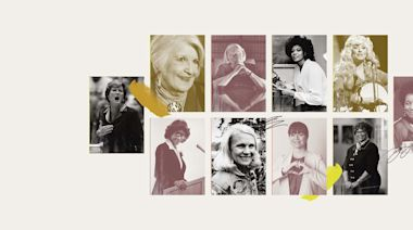 Country music legend Dolly Parton among inspiring Women of the Century on Tennessee list