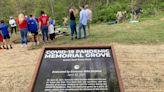 COVID-19 victim memorials taking shape in Ohio, across US