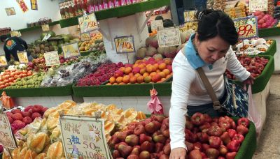 Taiwan's FM condemns 'hostile' fruit import ban from China