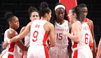 Canadian women's basketball team nearing elimination after loss to Spain