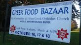 Preparations underway for Greek Food Bazaar in Reading