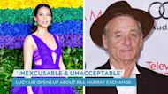 Lucy Liu Recalls Standing Up to Bill Murray After Feeling 'Attacked' on Charlie's Angels Set