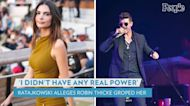 Emily Ratajkowski Accuses Robin Thicke of Groping Her on Set of 'Blurred Lines' Video in New Book: Report