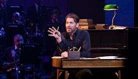 Harry Connick Jr struggles to shine in 'A Celebration of Cole Porter'
