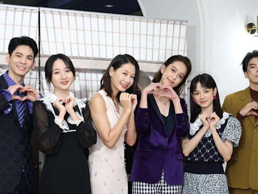 (10月7日 台北訊)李沐.陳庭妮出席電影青春弒戀正式預告發布會