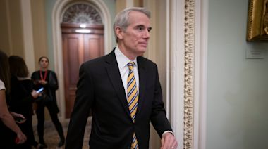 Ohio's Rob Portman is latest Republican senator to turn on Trump