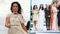 Camila Cabello Joins Amber Heard, Helen Mirren & More On Runway For Paris Fashion Week