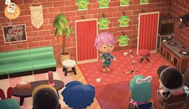 The Most Joyful Live Comedy Right Now Is Inside Animal Crossing