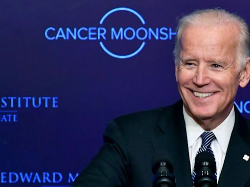 I Have the Same Cancer That Killed Beau Biden. It's Time for an 'Operation Warp Speed' to Cure Cancer