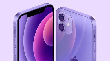 蘋果為 iPhone 12 帶來有春天氣息的紫色新色