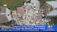 Cleanup Effort Continues In Naperville After Tornado Leaves Extensive Damage