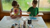 Burnsville family that creates together plans book release