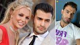 Britney Spears' Boyfriend Sports 'Free Britney' Shirt
