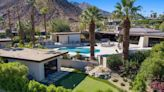 Desert Delight! $11.8M Palm Springs Mansion Is Perfectly Remodeled