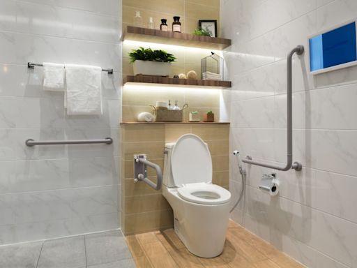 房市/防滑倒受傷 浴室規劃要注意這些 | 房產 | NOWnews今日新聞