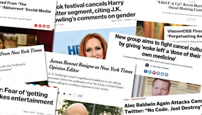Lessons From the Cancel Culture Era: Is It 'Shifting the Discomfort' or 'A New Kind of Censorship'?