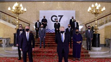呼應拜登和菅義偉聲明 G7呼籲台海維持穩定 中國遵守國際規則