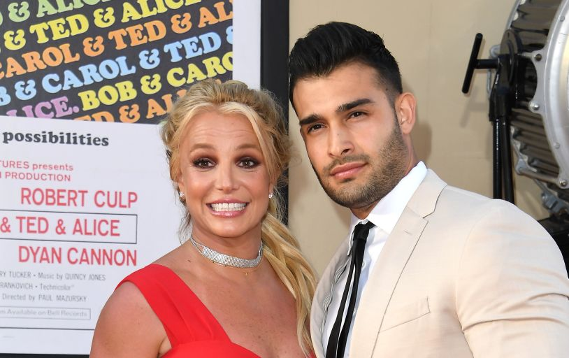 Sam Asghari says documentaries about fiancée Britney Spears have left a 'bad aftertaste'