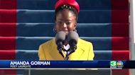 'What she was born to do': Grandmother describes poet laureate's performance at inauguration