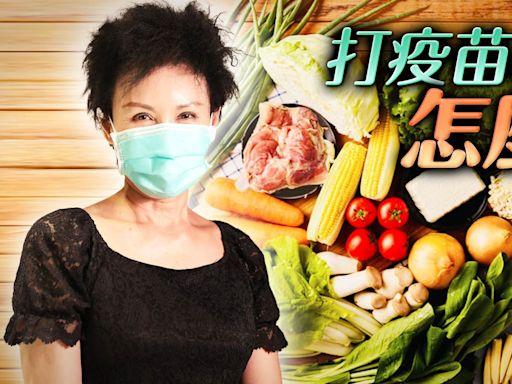 打疫苗要注意|譚敦慈叮嚀這幾點 忌打前預防性投藥 | 蘋果新聞網 | 蘋果日報