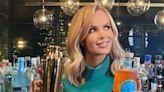 Amanda Holden shows off stunning home bar