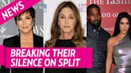 Kris Jenner Told Kim K. to Put the Kids 'First' Amid Kanye West Divorce