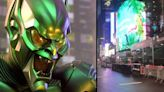 Viral video of man flying on drone in New York's Times Square reminds Twitter of Green Goblin. Watch