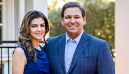 Casey DeSantis Makes First Appearance Since Breast Cancer Diagnosis: 'I'm Sure as Hell Not Giving Up'