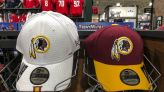 That football team from Washington is changing its racist name and logo