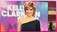 Lisa Rinna Decorates Her Home With Pills