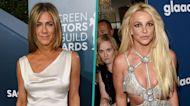 Jennifer Aniston Weighs In On Britney Spears 90s Media Frenzy: Its Heartbreaking